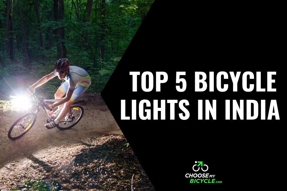 Top 5 Bicycle Lights in India