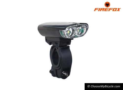 Top 5 Bicycle Lights January – March 2019 -Firefox Bicycle Light Front LED