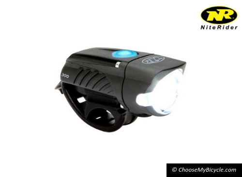 Top 5 Bicycle Lights January – March 2019 - NiteRider Swift 300