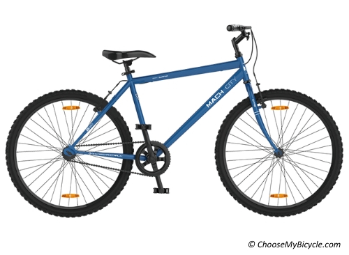 Top 5 City Bicycles in India-1
