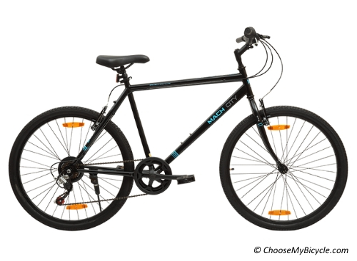 Top 5 City Bicycles in India-2