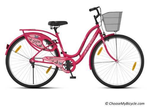 Top 5 City Bicycles in India-4