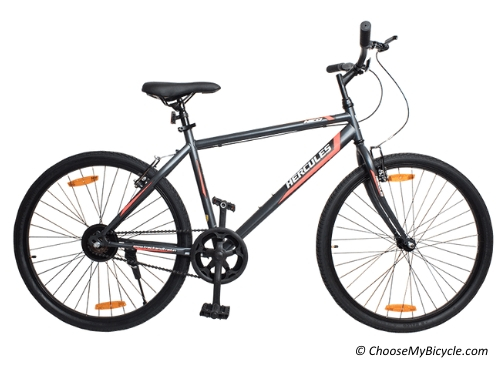 Top 5 City Bicycles in India-5
