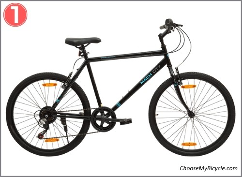 Top 5 City Bikes - July to September 2019-1
