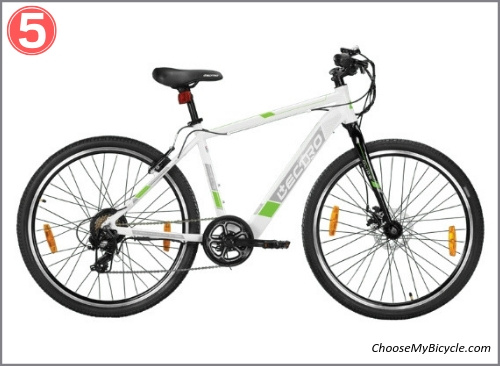 Top 5 E-Bicycles April to June 2019 - Lectro Essentia