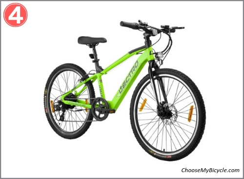 Top 5 E-Bicycles April to June 2019 - Lectro Glide Mens