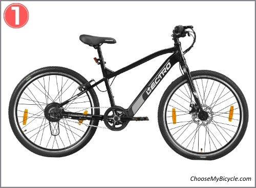 Top 5 E-Bicycles July to September 2019-1
