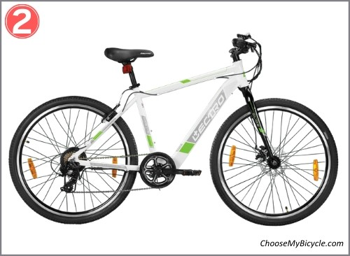 Top 5 E-Bicycles July to September 2019-2