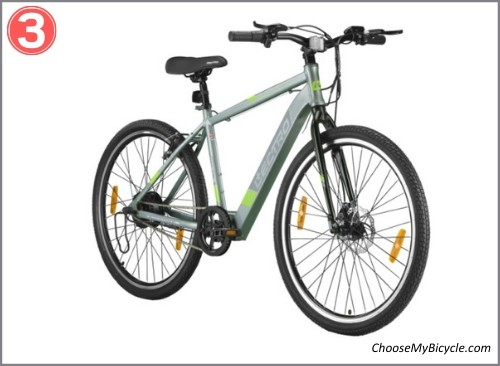 Top 5 E-Bicycles July to September 2019-3