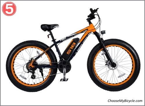 Top 5 E-Bicycles July to September 2019-5