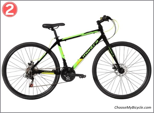 Top 5 Hybrid Bicycles April to June 2019 - Montra Downtown 2018