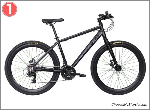 Top 5 Hybrid Bicycles April to June 2019 - Montra Helicon Disc 2018