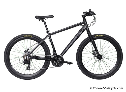 Top 5 Hybrid Bicycles in India - Montra Helicon Disc
