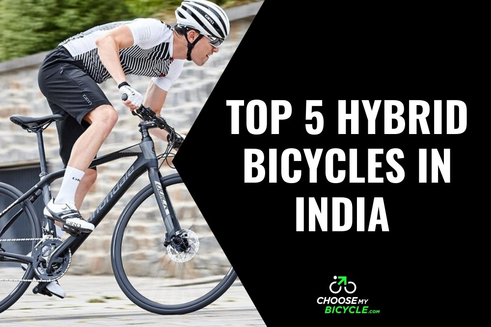 Top 5 Hybrid Bicycles in India