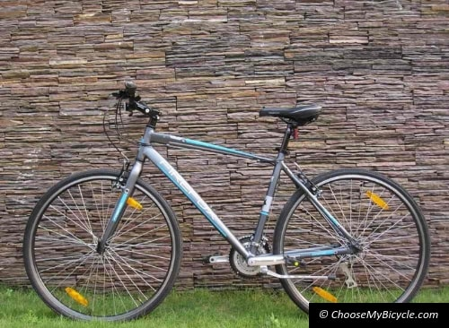 Top 5 Hybrid Bicycles January to March 2019-Firefox Rapide 21S