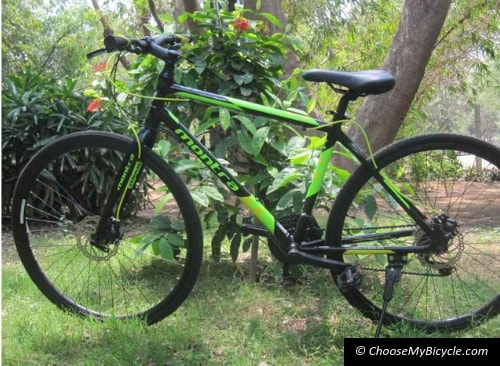 Top 5 Hybrid Bicycles January to March 2019-Montra Downtown