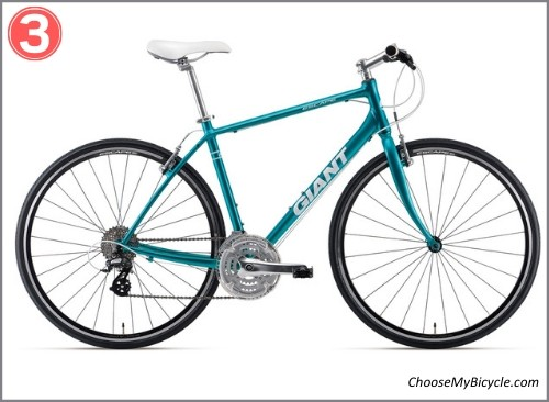 Top 5 Hybrid Bicycles July to September 2019-3