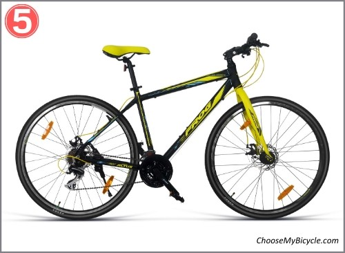 Top 5 Hybrid Bicycles July to September 2019-5