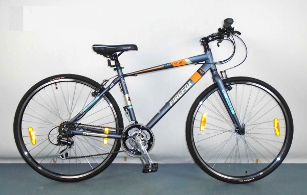 Top 5 Hybrid Bicycles under Rs.20,000 - Firefox Rapide 21s