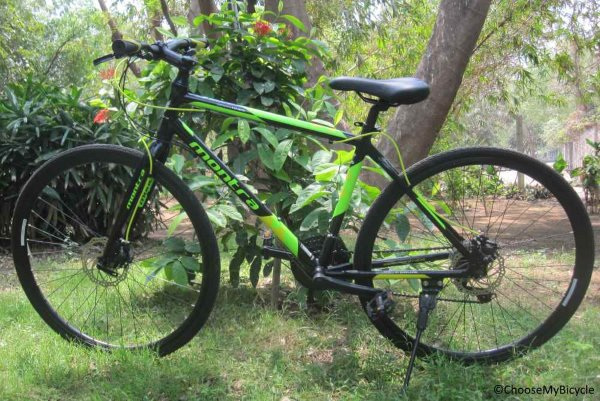 Top 5 Hybrid Bicycles under Rs.20,000 - Montra Downtown 2018