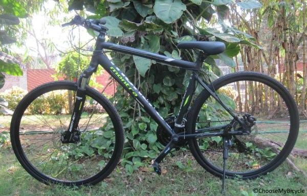 Top 5 Hybrid Bicycles under Rs.20,000 - Montra Trance D 2018