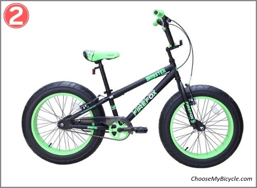 Top 5 Kids Bicycles April to June 2019 - Firefox Monster Fat Bike