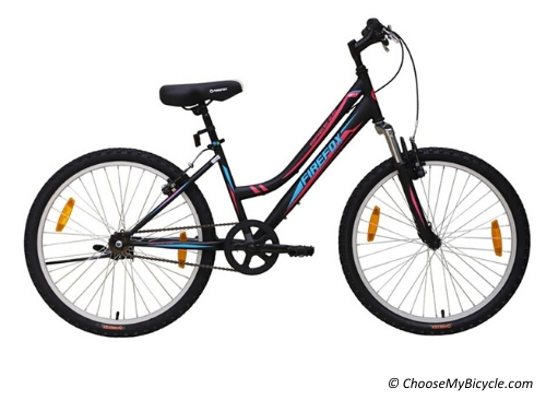 Top 5 Kids Bicycles in India - Firefox Breeze 24
