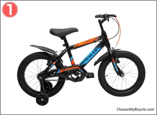 Top 5 Kids Bicycles - July to September 2019-1