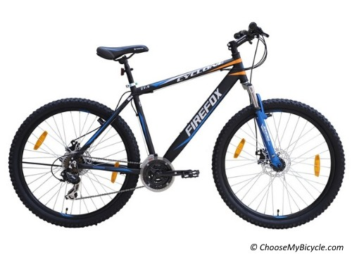 Top 5 MTBs in India - Firefox Cyclone 27.5D