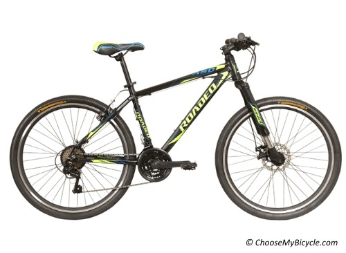 Top 5 MTBs in India - Roadeo A50