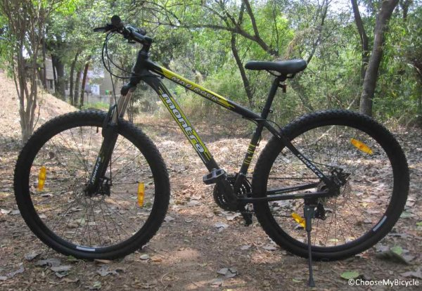 Top 5 MTBs under Rs.20,000 - Montra Madrock 29