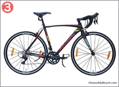 Top 5 Road Bicycles April to June 2019 - Firefox Tarmak