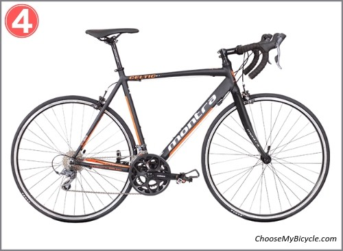 Top 5 Road Bicycles April to June 2019 - Montra Celtic 2.1 2018