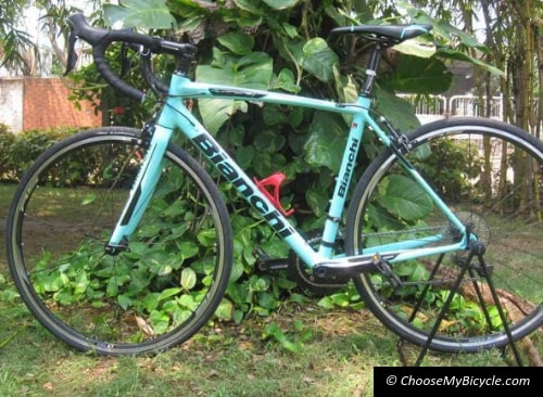 Top 5 Road Bicycles January to March 2019-Bianchi Via Nirone