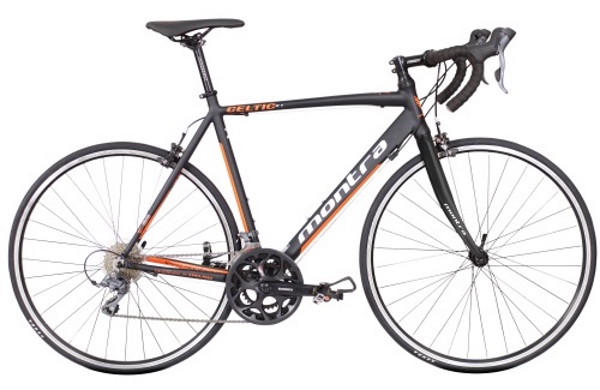 Top 5 Road Bicycles under Rs.60,000 - Montra Celtic 2.1