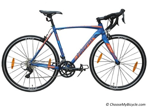 Top 5 Road Bikes in India - Firefox Tarmak