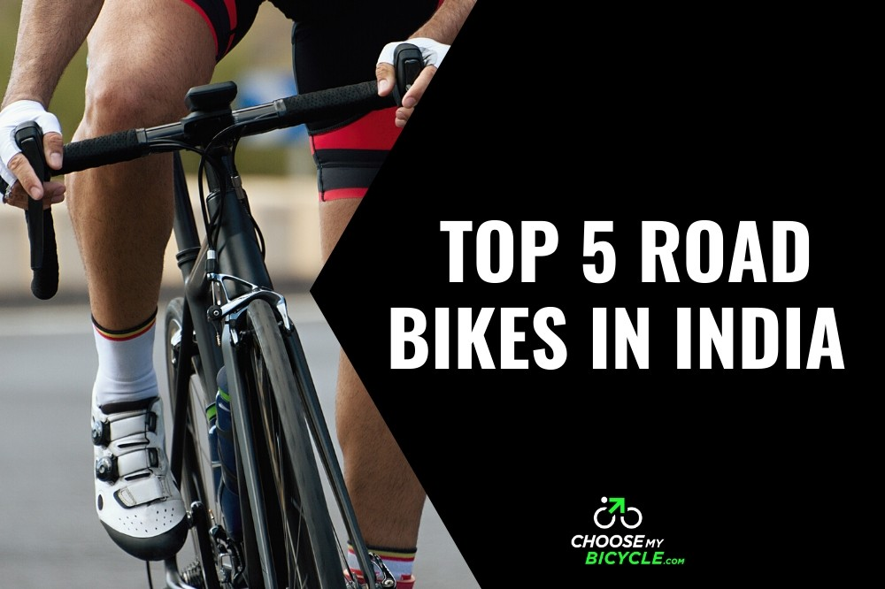 Top 5 Road Bikes in India