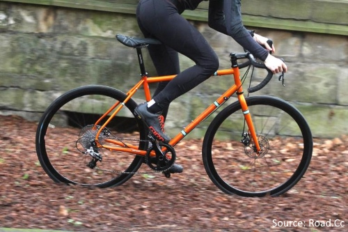 What are Cyclocross Bicycles-1