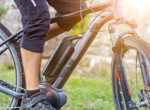 What is an E-Bicycle-3