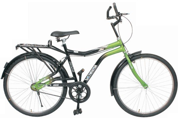 atlas twister 26 2014 black with green