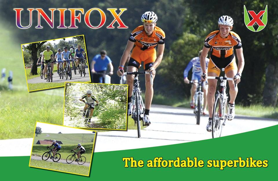 Unifox Bikes unveils their 2015 range of Bicycles