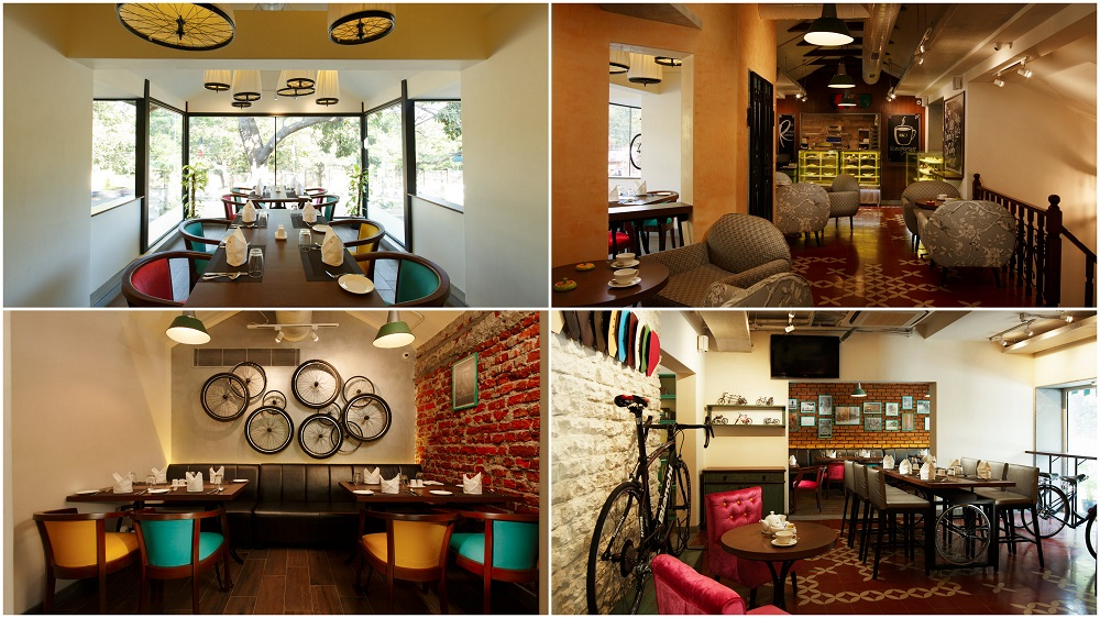 India's first Cycling Cafe opens in Chennai