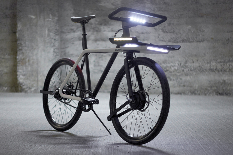 The Denny Bike: When Innovation meets Utility