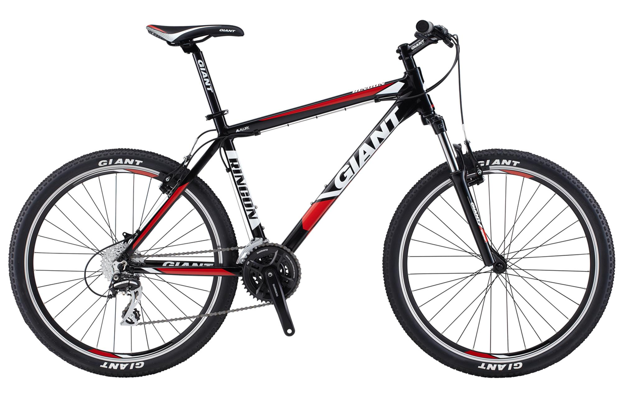 giant rincon 2015 black with red