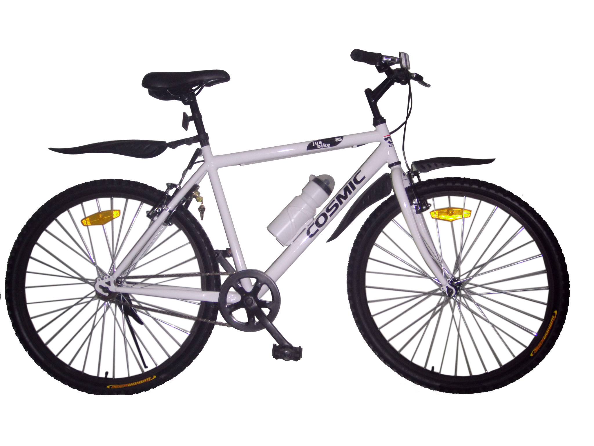 cosmic jus bike 26 1 speed 2015 white
