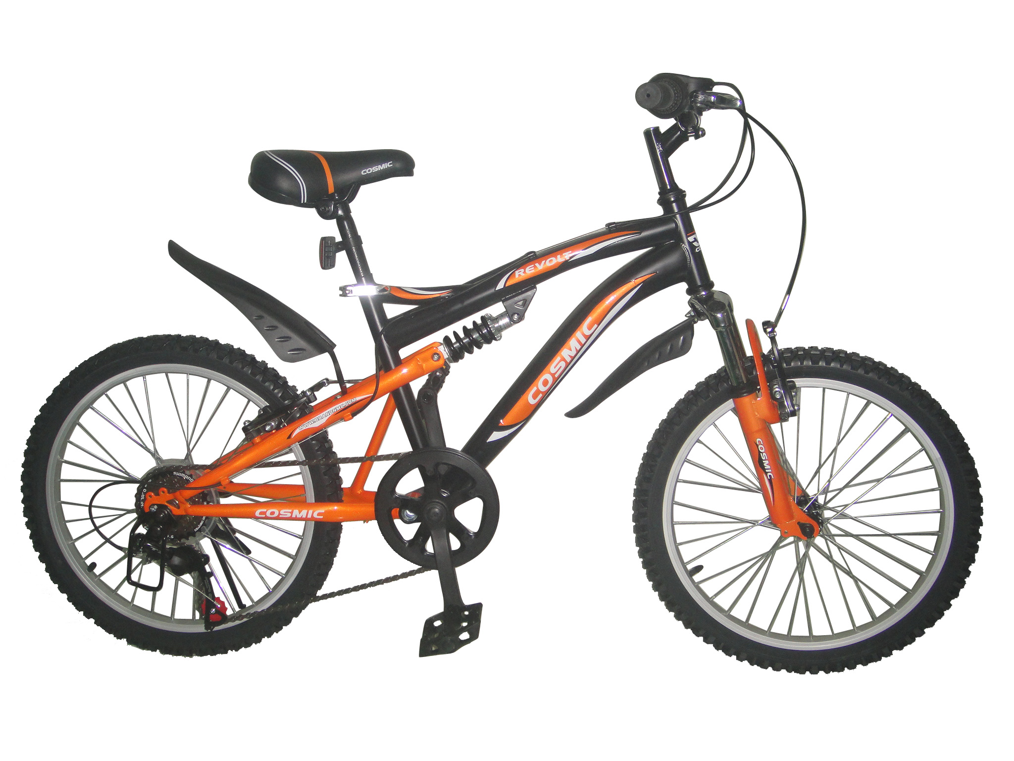 cosmic revolt 20 6 speed 2015 black with orange