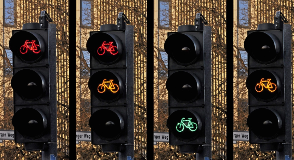 Road Safety Rules For Cyclists