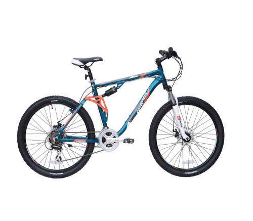 firefox raptor 2015 blue