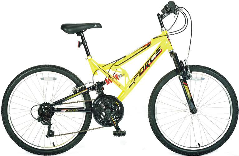 la sovereign 24 force with 18 speed 2015 yellow
