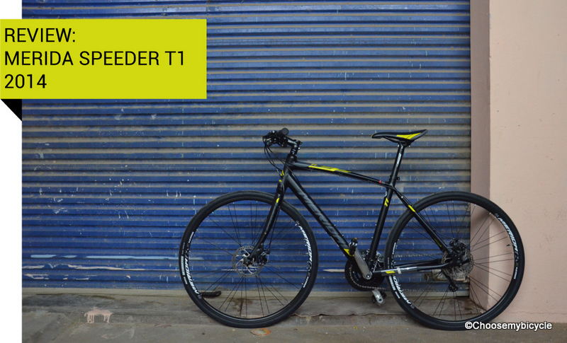 Merida Speeder T1-MD (2014) Review